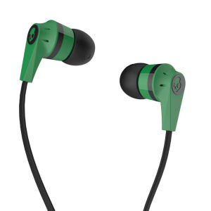 Skullcandy Ink'd 2.0 Earphones - Green/Black