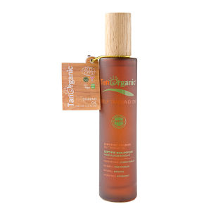 TanOrganic -itseruskettava öljy, Brown (100ml)