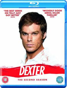 Dexter - Seizoen 2 - Compleet