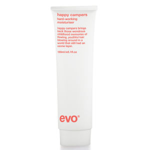 Evo Happy Campers Hard Working Leave In Moisturiser (140ml)