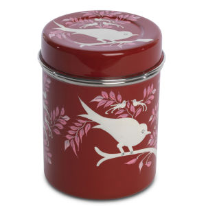 Nkuku Eva Tea Tin - Red