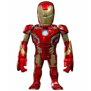 Avengers Age of Ultron Artist Mix Wackelkopf-Figur Iron Man Mark XLIII 1