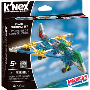 K'NEX Intro Vehicle: Plane (17034)