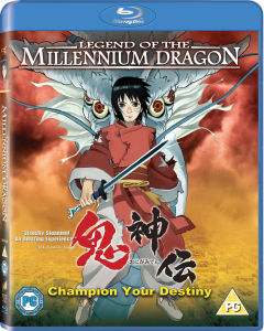Legend of Millennium Dragon