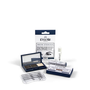 Eylure Brow Kit - Marrón medio