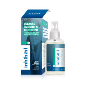 INHIBITIF Hair-Free Body Serum (240ml)