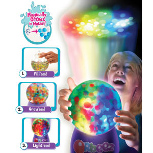 Orbeez Magic Light-Up Globe