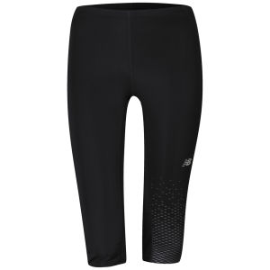 New Balance Women's Impact Capri - Black
