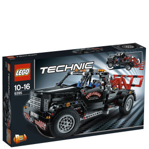 LEGO Technic: Pick-up Tow Truck (9395)