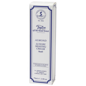 Крем для бритья с ароматом миндаля в тубе Taylor of Old Bond Street Shaving Cream Tube (75 г) - Almond