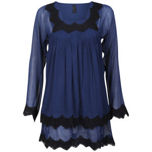 Vero Moda Women's Phoenix Tunic - Estate Blue