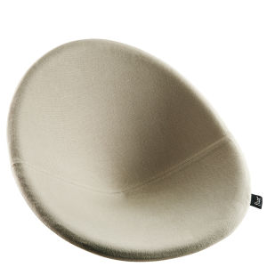 Flux Chair Cushion - Pebble Grey