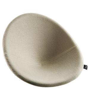 Flux Chair Cushion - Pebble Grey