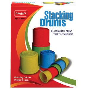 FunSkool Stacking Drums