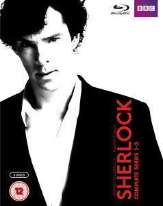 Sherlock - Seizoen 1-3