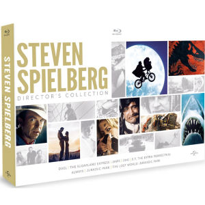 Steven Spielberg 8-Film  Box Set