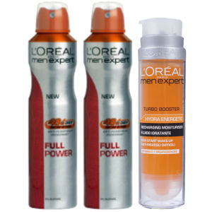 L'Oreal Paris Men Expert Full Power Bundle