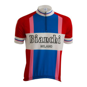 Bianchi Milano Celebrative Popun SS Cycling Jersey