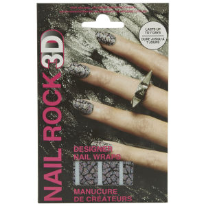 Rock Beauty Nail Rock Glister Mix