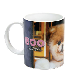 Boo the World's Cutest Dog City Mug