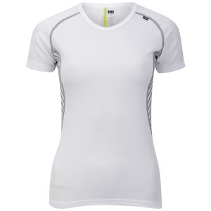 Helly Hansen Women's Dry Dynamic T-Shirt - White