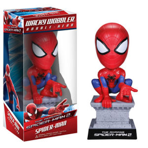 Amazing Spider-Man 2 Movie Spider-Man Bobblehead