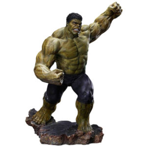 Dragon Action Heroes Marvel Age of Ultron Hulk Vignette