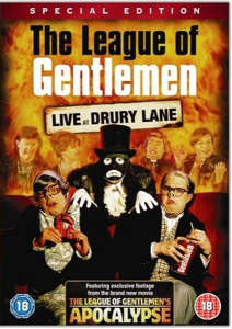 The League Of Gentlemen - Live At Drury Lane [Speciale Editie]