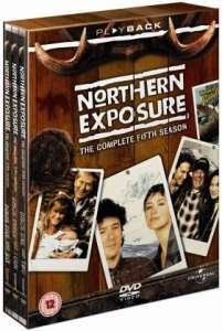 Northern Exposure - Seizoen 5 - Compleet