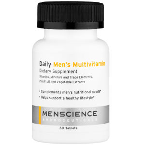 Menscience multivitaminico quotidiano per uomini (60 compresse)