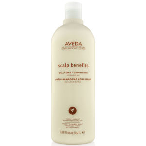 Aveda Scalp Benefits Balancing Conditioner (1000 ml) - (verdt £ 102.50)