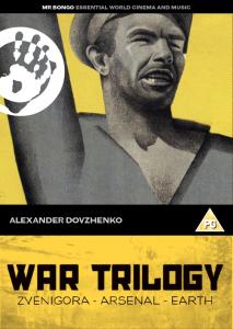 Dovzhenko: War Trilogie