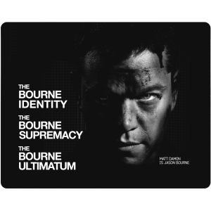 The Bourne Trilogy - Universal 100th Anniversary Steelbook Edition