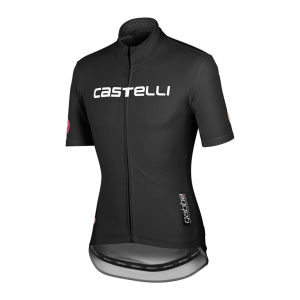 Castelli Men's Gabba WS SS FZ Cycling Jersey