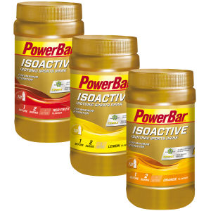 PowerBar IsoActive Energising Sports Drink 1.3Kg