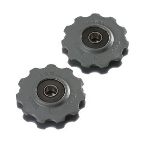 Tacx Stainless Bearing T4060 Bicycle Jockey Wheels - Shimano