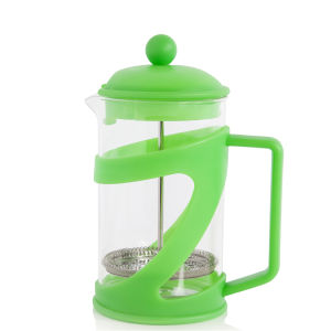 Cook In Colour 6 Cup Cafetiere - Green