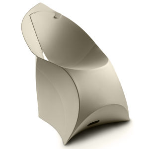 Flux Chair - Pebble Grey