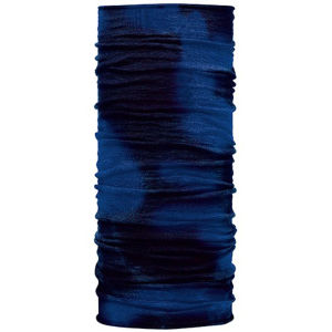 Buff Tubular Wool Headwear - Cobalt Dye