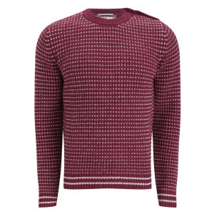 Voi Men's Hammond Jumper - Tibetan Red