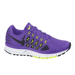 Nike Women's Zoom Vomero 9 Running Trainers - Purple/White
