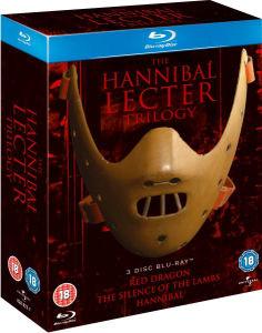 Hannibal Lecter Trilogie