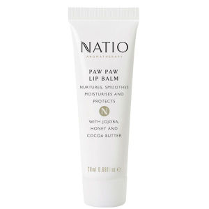 Bálsamo labial Natio Paw Paw (20ml)