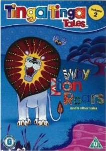 Tinga Tinga Tales: Why Lion Roars