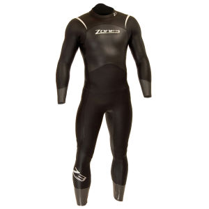 Zone3 Men's Advance Wetsuit -  Black/Grey