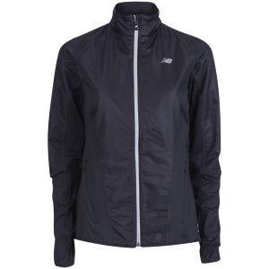 New Balance Women's Raptor Jacket - Black