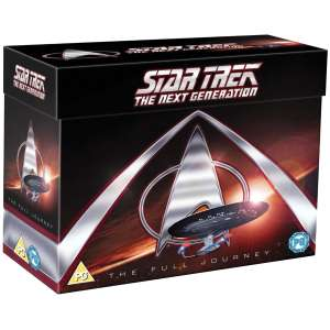 Star Trek: Next Generation - Compleet