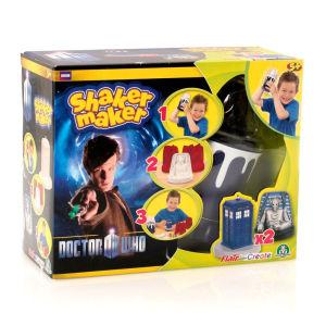 Dr Who Classic Shaker Maker (Tardis & Cyberman)