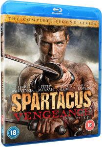 Spartacus: Vengeance - Seizoen 2