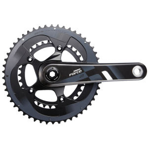 SRAM Force 22 GXP Chainset - Black